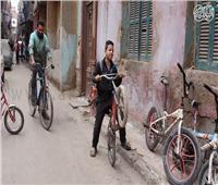 فيديو | حكاية أقدم «عجلاتي» في روض الفرج