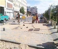 محافظ البحر الأحمر: إنشاء مطبات جديدة في شارع النصر بالغردقة بدلاً من المتهالكة