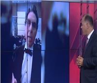 """""""الديهي"""" يهاجم محمد ناصر بعد تقديمه حفل مستشار الرئيس التركي"""