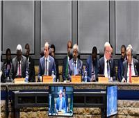 ننشر نص كلمة الرئيس السيسي خلال جلسة مجلس السلم والأمن الإفريقي حول ليبيا والساحل