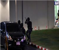 هروب الجندي منفذ الهجوم على المركز التجاري في تايلاند