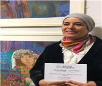 القومي للمرأة يهنئ هالة الشافعيلحصول لوحتها على جائزة الباستيل الإنجيليزية