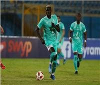 تعرف على موعد وصول بادجي من السنغال وموقفه من مباراة الجيش