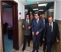 صور..الحكومة: أعمال تطوير معهد الأورام بعد الحادث الإرهابي تصل إلى 100 مليون جنيه