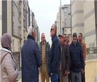 صور..نائب رئيس «هيئة المجتمعات العمرانية» يتفقد مجمع تراخيص القاهرة الجديدة