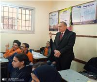 صور  مدير تعليم القاهرة يتفقد مدارس البساتين ودار السلام