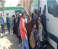 محافظ القاهرة: قافلة طبية مجانية لأهالي عزبة الهجانة