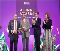 المجلس الثقافي البريطاني يمنح رئيس البورصة المصرية جائزة التميز