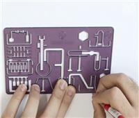 فيديو| تصميم جديد لـ«مسطرة الكيمياء» لخدمة طلاب الثانوية العامة
