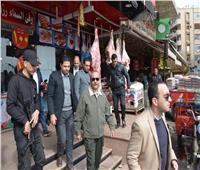 محافظ الإسماعيلية يطالب بتكثيف الرقابة على محلات الجزارة وبيع اللحوم