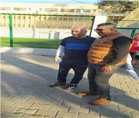 الأولى منذ 20 عامًا.. حسام حسن في زيارة مفاجئة للأهلي
