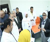 وزيرة الصحة تكشف عن تعاون جديد مع مؤسسة مجدي يعقوب