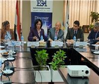 نائب «العناني» تعقد اجتماعًا موسعًا مع لجنة السياحة والطيران المدني