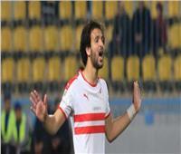 فيديو| محمود علاء يسجل الهدف الثاني للزمالك في الإسماعيلي