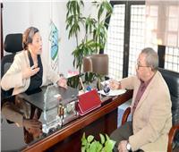 وزيرة البيئة: «اتحضر للأخضر» أول حملة بيئية يطلقها رئيس فى تاريخ مصر