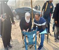 محافظ القاهرة يوجه بمتابعة الوضع في السحيلة ونقل الأهالي للأسمرات