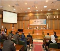 جامعة أسيوط تشهد انطلاق فعاليات التعريف بجائزة مصر للتميز الحكومي