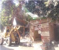 محافظ القاهرة: حصيلة استرداد الأراضي بالعاصمة 142 ألف م2