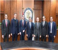 توقيع اتفاقية للبحث عن الغاز بدلتا النيل مع «ونترشال ديا» الألمانية