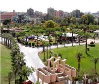خاص  خطة لإقامة مشروعات خدمية بالحدائق المتخصصة في القاهرة