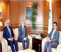 المدير العام للإيسيسكو يستقبل وزير الثقافة الفلسطيني