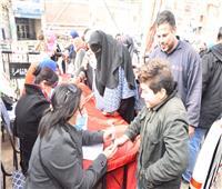 زايد: تقديم الخدمة الطبية لـ6030 مواطنًا في قافلة بـ«عزبة الهجانة»