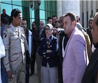 وزيرة الصحة تتفقد أعمال التطوير بمستشفى رأس سدر
