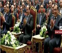 فيديو| أسامة كمال يوجه رسالة مؤثرة للرئيس السيسي بمؤتمر البترول