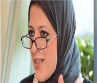 فيديو| وزيرة الصحة تزف بشرى سارة لأهالي عزبة الهجانة