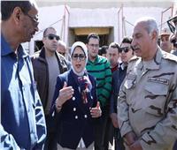 تسجيل 52 ألف مواطن بمنظومة التأمين الصحي في جنوب سيناء