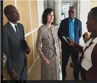 قافلة طبية مصرية جديدة للعاصمة السياسية لبوروندي «جيتجا»
