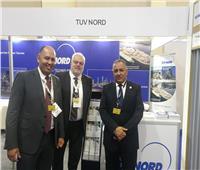 نائب وزير البترول يتفقد أجنحة شركات معرض مصر الدولى للبترول «إيجبس2020»