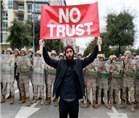 صور| بمحيط البرلمان اللبناني..«احتجاجات» ترفض منح الثقة لحكومة دياب