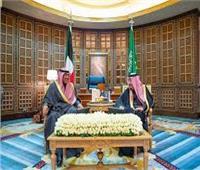 السعودية والكويت تبحثان تعزيز العلاقات الثنائية
