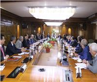 «عبد الغفار» يترأس اجتماع لجنة قطاع التعليم التكنولوجي