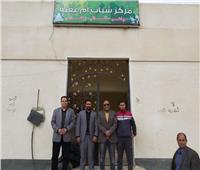 صور| قطاع الشباب والرياضة في شمال سيناء.. «ملحمة في الحرب على الارهاب»