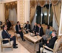 وزير البترول يبحث خطط «أباتشي» لزيادة إنتاج مناطقها بالصحراء الغربية