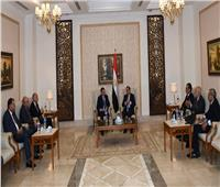 اجتماع مشترك بين وزير البترول ورئيس شركة «بيكر هيوز» لاستعراض أنشطة الشركة بمصر