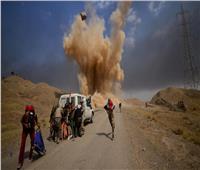 جرحى إثر تفجير يستهدف الحشد الشعبي في نينوى شمال العراق