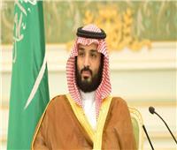 """ولي العهد السعودي ورئيس منتدى """"دافوس"""" يبحثان فرص الشراكة الثنائية"""