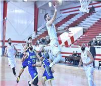 الزمالك يقهر الجزيرة في دوري السلة