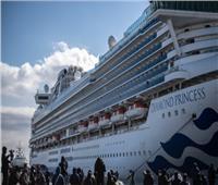 """ارتفاع عدد المصابين بفيروس """"كورونا"""" على متن سفينة باليابان إلى 218 حالة"""