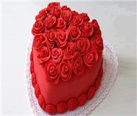 بطريقة مضمونة.. اصنعي «تورتة الفلانتين» لأسرتك في عيد الحب