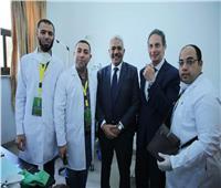 السفير المصري بتشاد: أطباء الأزهر خير سفراء للإنسانية