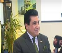 فيديو  عاصم جهاد: العراق تزود مصر بـ 12 مليون برميل نفط سنويا