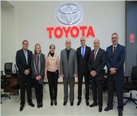 تويوتا ايجيبت تتوسع بافتتاح مركز خدمه متكامل بمدينه الشيخ زايد