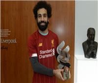 «صلاح» يفوز بجائزة أفضل لاعب في يناير