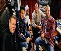 تامر حسين يهنئ ملحن ومؤلف أغنية «روح» في ألبوم الهضبة
