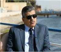أسامة ربيع: «كورونا» لم يؤثر على حجم السفن الصينية العابرة لقناة السويس
