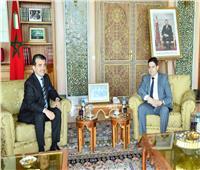 المدير العام للإيسيسكو يلتقي وزير الخارجية المغربي